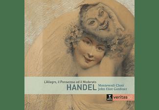 John Eliot Gardiner - L'allegro, Il Penseroso Ed Il Moderato  - (CD)