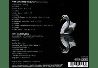 Hahn,Bernt/Florin,Heinz Walter/Philh.Südwestfal - Märchen und Musik: Tschaikowsky und Florin  - (CD)