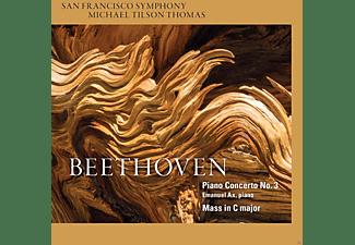 VARIOUS, San Francisco Symphony, San Francisco Symphony Chorus - Klavierkonzert 3/Messe In C-Dur  - (SACD Hybrid)