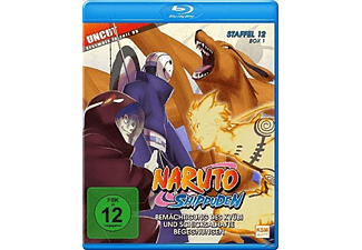 Naruto Shippuden, Staffel 12 - Teil 1 Blu-ray