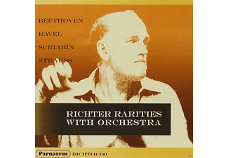 VARIOUS - Richter Rarities With Orchestra  - (CD)