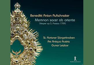 VARIOUS - Memnon Sacer Ab Oriente (Vesper Op.5, Passau 1709  - (CD)