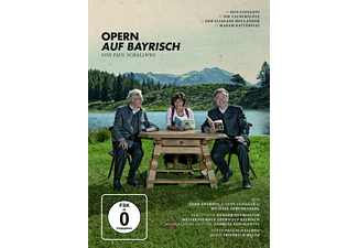 Opern Auf Bayrisch DVD