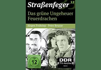 Straßenfeger 33 - Das grüne Ungeheuer / Feuerdrachen DVD