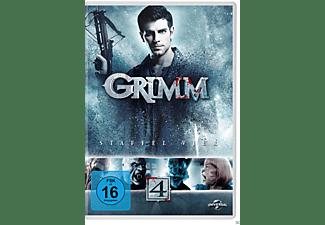 Grimm - Staffel 4 DVD