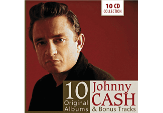Johnny Cash - 10 Original Albums CD