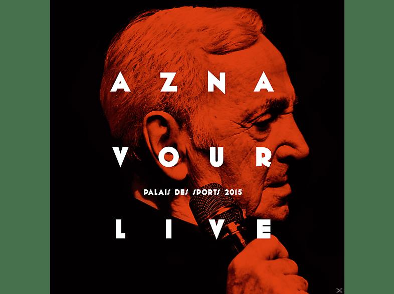 Charles Aznavour - Aznavour Live-Palais Des Sports 2015 [CD]