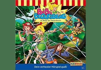 Bibi Blocksberg - Folge 116: Wald Der Hexenbesen  - (CD)