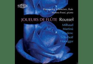 Matteo Fossi, Hansgeorg Schmeiser - Joueurs De Flute  - (CD)