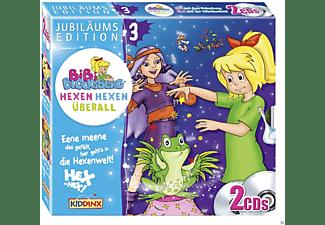 """Bibi Blocksberg - Bibi Blocksberg Box """" Hexen Hexen Überall """"  - (CD)"""