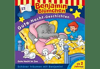 Benjamin Blümchen - Folge 22: Gute Nacht Im Zoo  - (CD)