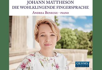 Benecke Andrea - Die Wohlklingende Fingersprache  - (CD)