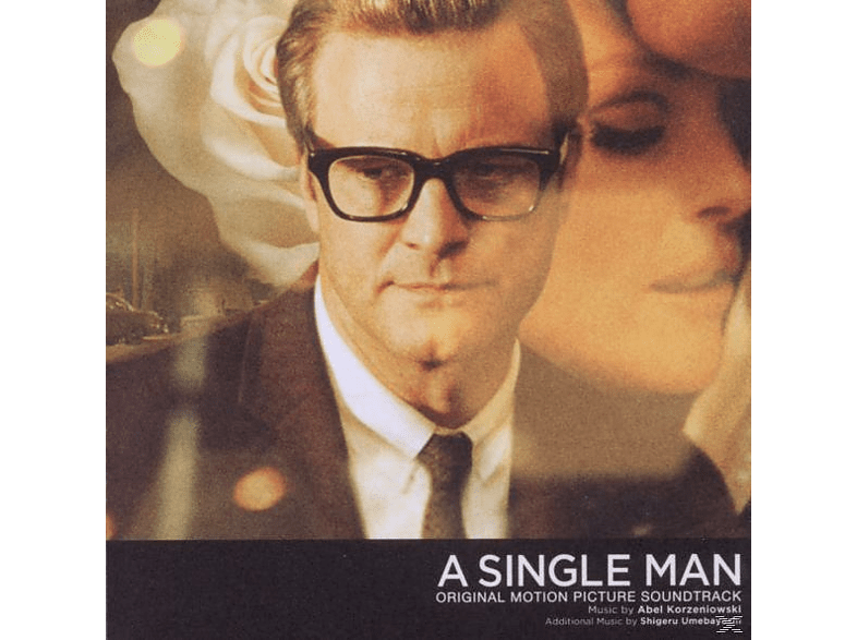 VARIOUS, Ost-original Soundtrack - A Single Man [CD]