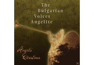 Bulgarian Voices - ANGELS' CHRISTMAS  - (CD)