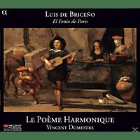 Le Poeme Harmonique - El Fenix De Paris [CD]