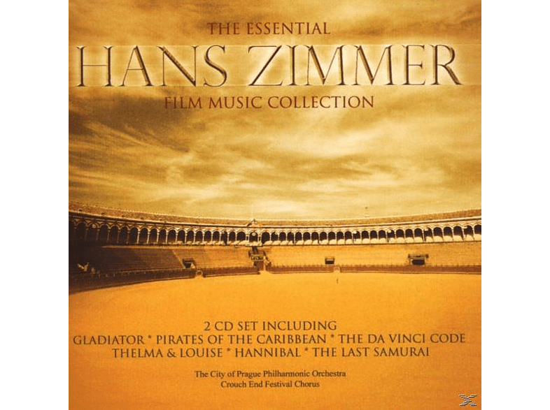 VARIOUS, Ost-original Soundtrack - Hans Zimmer-The Essential Film Music Collection [CD]