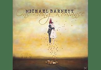 Michael Barnett - ONE SONG ROMANCE  - (CD)