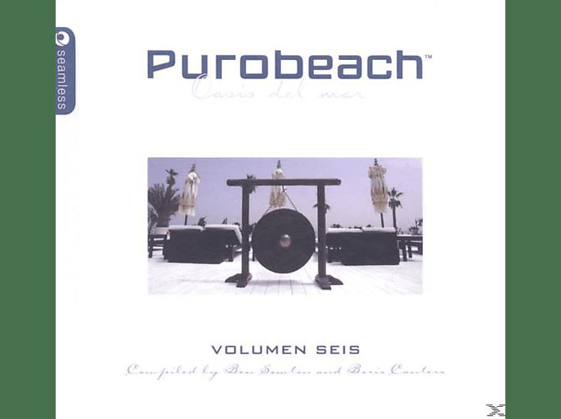 VARIOUS - Purobeach Volumen Seis [CD]