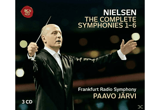 Paavo Järvi, Hr-sinfonieorchester - The Complete Symphonies - (CD)
