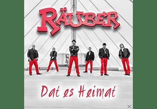 Die Räuber - Dat Es Heimat-25 Jahre  - (CD)