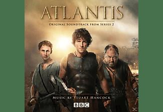 Ost-original Soundtrack Tv - Atlantis  - (CD)