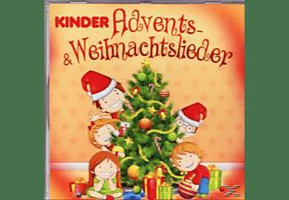 VARIOUS - Kinder Advents-& Weihnachtslieder  - (CD)