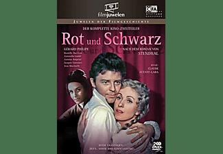Rot und Schwarz - Der komplette Kino-Zweiteiler DVD