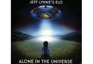Electric Light Orchestra - Jeff Lynne's ELO-Alone in the Universe  - (CD)