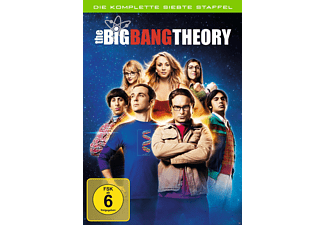The Big Bang Theory - Staffel 7 [DVD]