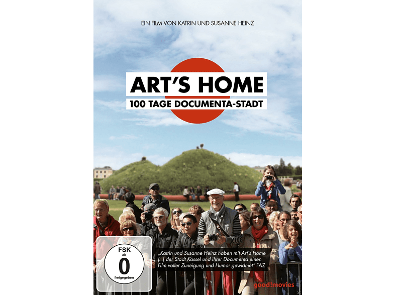 Art's Home - 100 Tage Documenta-Stadt [DVD]