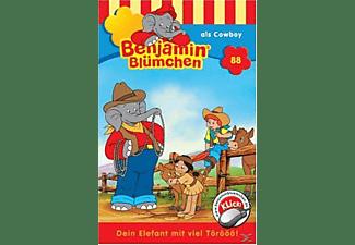 Benjamin Blümchen 88: ...als Cowboy  - (MC)