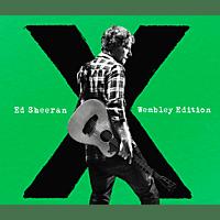 Ed Sheeran - X (Wembley Edition) - [CD + DVD Video]