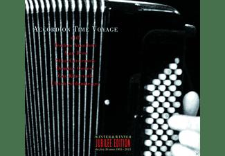VARIOUS - Accordion Time Voyage  - (CD)