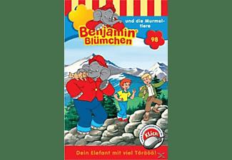 - Benjamin Blümchen 98: ...und die Murmeltiere  - (MC)
