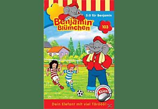 Benjamin Blümchen 103: 5:0 für Benjamin  - (MC)