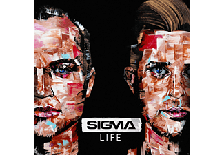 Sigma - Life  - (CD)
