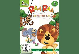 Das Raa-Raa-Lied DVD