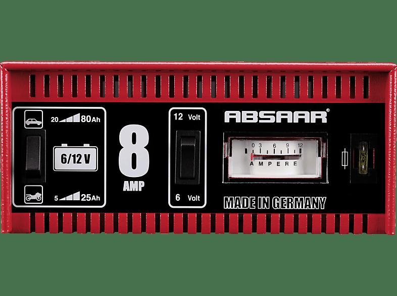 Absaar batterieladegerät   77917 Batterieladegerät 22 AH 12V