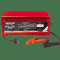 ABSAAR 77917 Batterie-Ladegerät 22 Ampere Batterie-Ladegerät, Rot/Schwarz