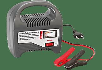UNITEC 77941 Batterie-Ladegerät 4 Ampere Batterie-Ladegerät, Grau