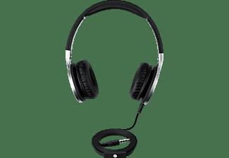 ISY IHP-1600-BK, On-ear Kopfhörer Schwarz