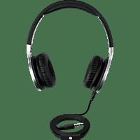 ISY Stereo Kopfhörer (IHP-1600 -BK), schwarz