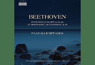 Paavali Jumppanen - Klaviersonaten Opp.14, 22, 26, 27, 28, 49  - (CD)