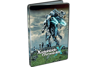 Xenoblade Chronicles X Steel-Edition - [Nintendo Wii U]