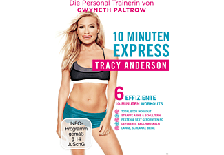 Tracy Anderson - 10 Minuten Express DVD