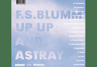 F.S. Blumm - Up, Up & Astray  - (CD)