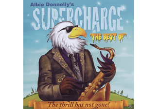 Albie/supercharge Donnelly - The Thrill Has Not Gone - (CD)