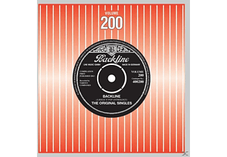 VARIOUS - Backine Vol.200  - (CD)
