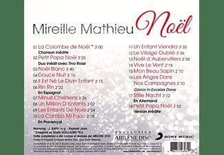 Mireille Mathieu - Mireille Mathieu Noël  - (CD)