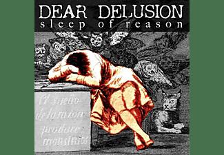 Dear Delusions - Sleep Of Reason  - (CD)